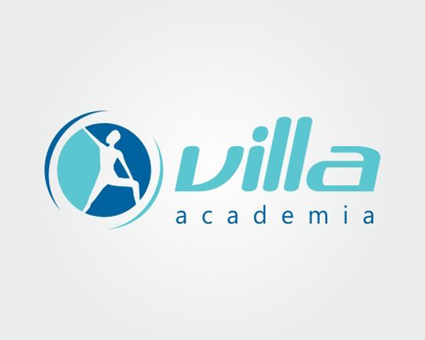 logomarca academia