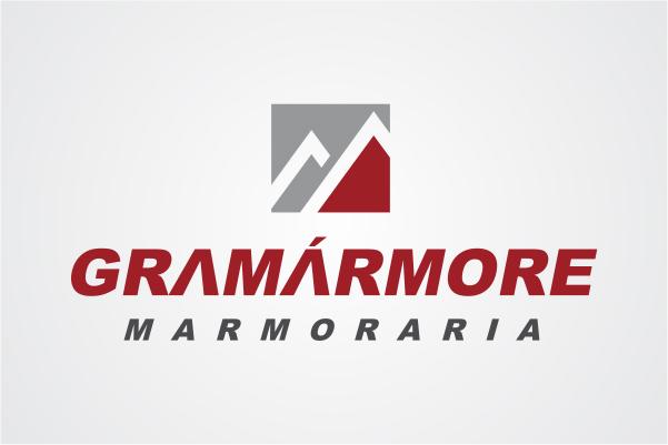 criação de logotipo para marmoraria