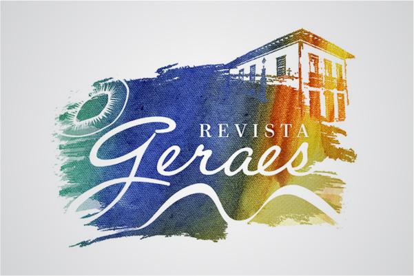 logotipo, logomarca programa de tv, marca programa revista geraes