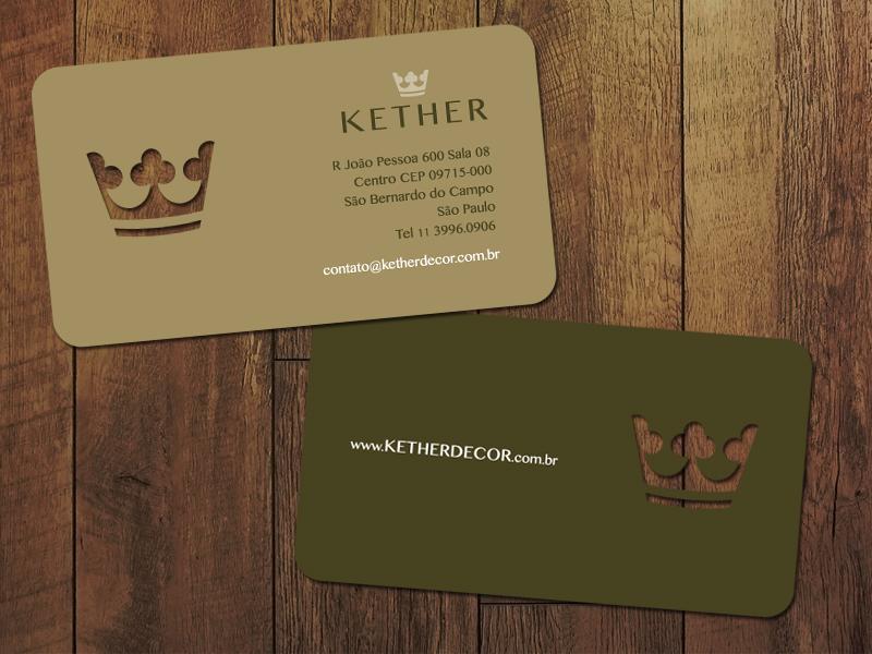 Amado Criação de cartão de visitas   Logotipos de empresas corporativo BN96