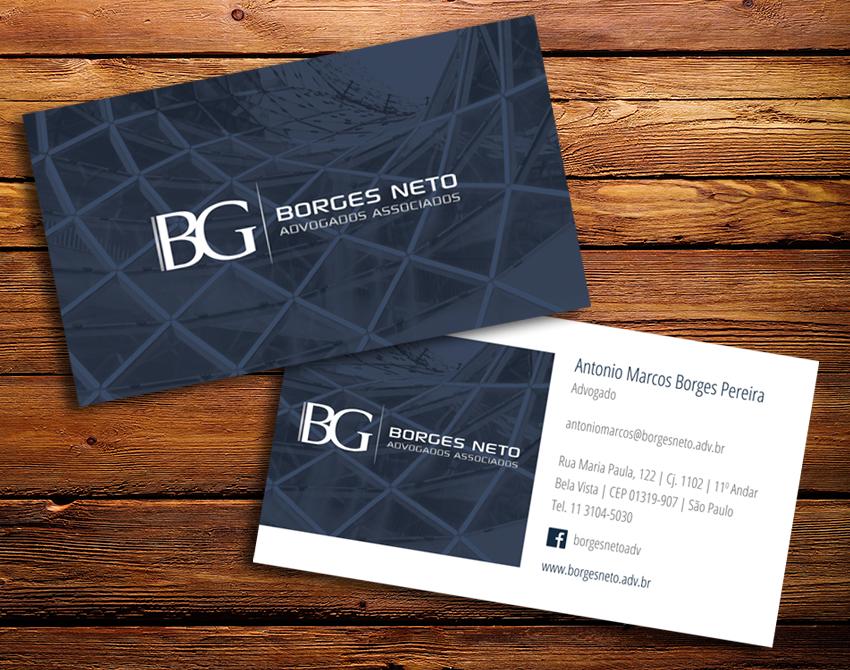 Conhecido Criação de cartão de visitas para advocacia | Logotipos de  OS16